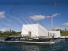 Pearl Harbour Arizona Memorial