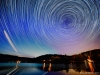 Mary Lake Star Trails