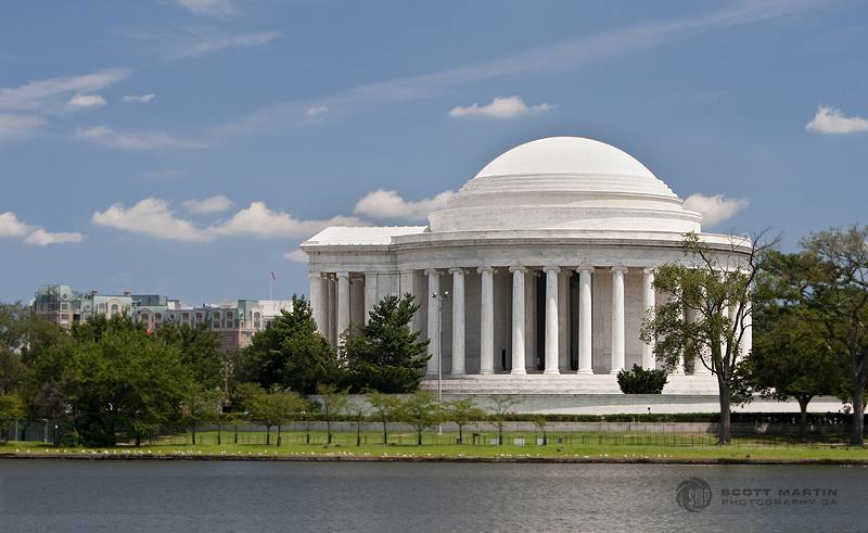 Thomas Jefferson Memorial, Washington DC   Scott Martin Photography